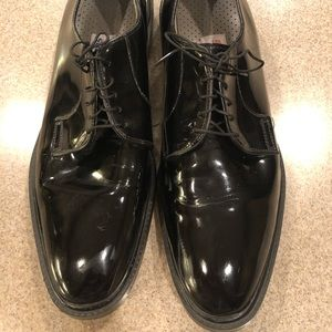 Size 13 Capps Air Lite Military Shoes
